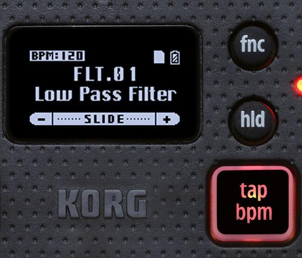 Mini Kaoss Pad 2