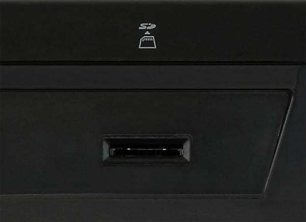 SD/SDHC card data storage & transfer